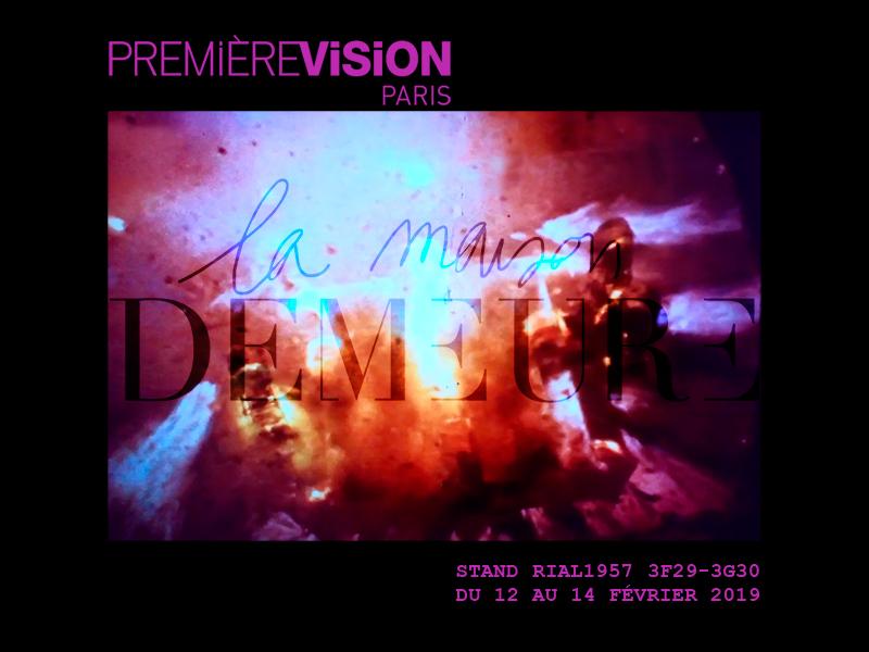 La Maison Demeure - Premiere Vision Leather PE20